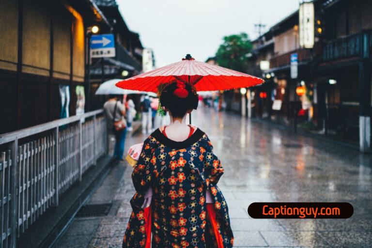 Best Rainy Day Captions