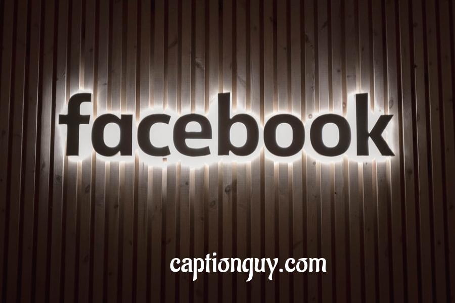 Facebook Caption Ideas