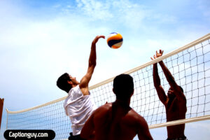 Top Volleyball Captions for Instagram
