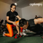 70 Best Gym Pick up Lines for Instagram