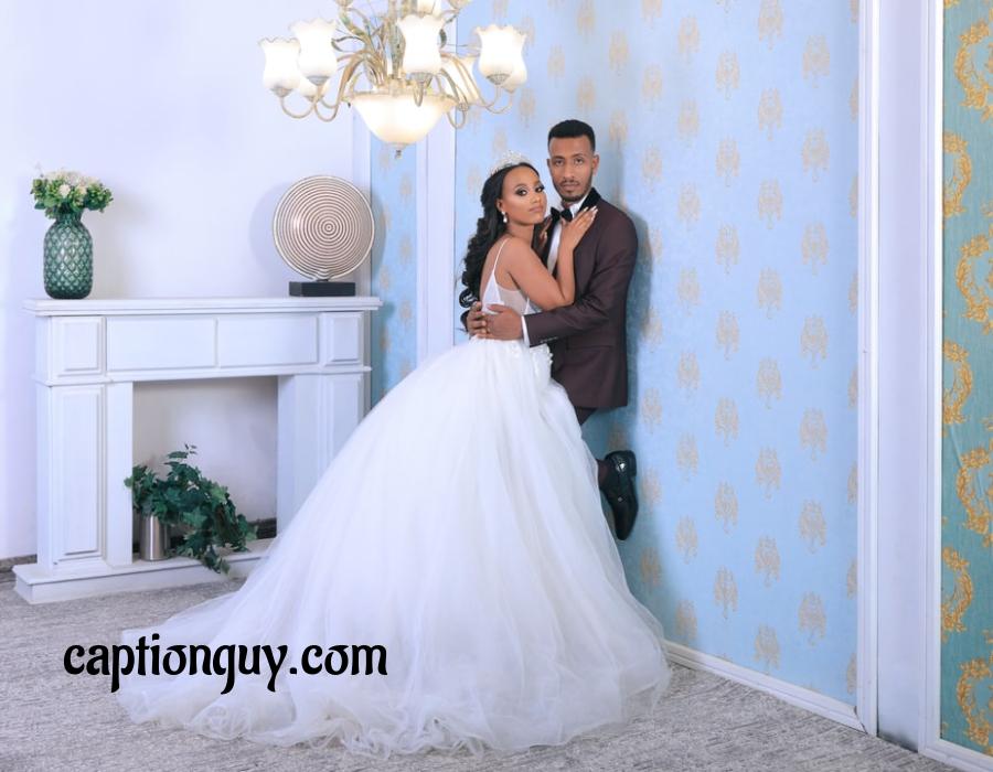 Lovely Wedding Captions for Instagram
