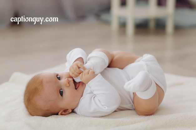 Funny Baby Captions