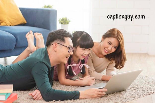 Instagram Family Captions