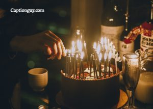 Birthday Caption