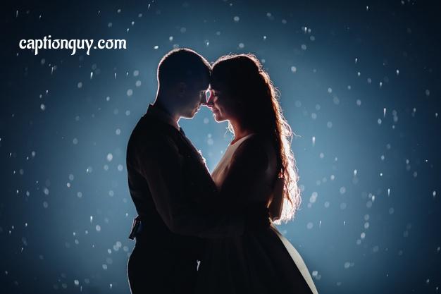 Couples Picture Captions