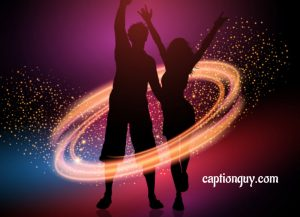 Dance Captions