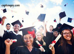 Funny Graduation Captions