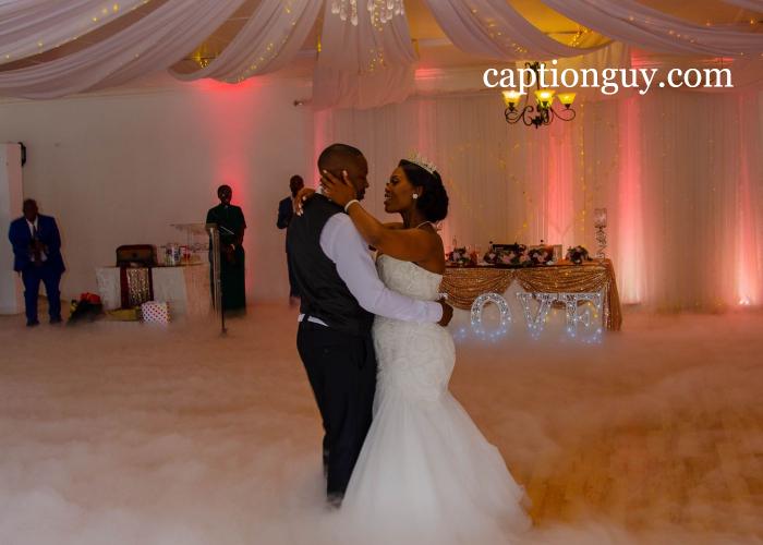 Wedding Captions for Photos