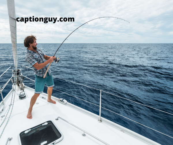 Fishing Captions For Instagram