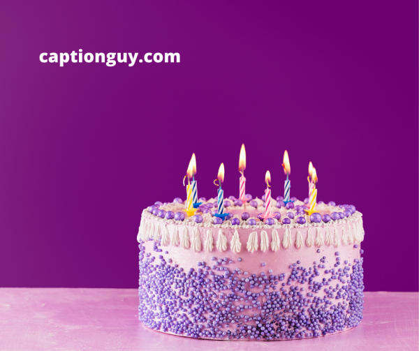 Birthday Captions For Girlfriend
