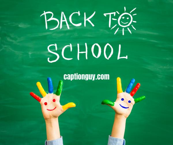 School Captions
