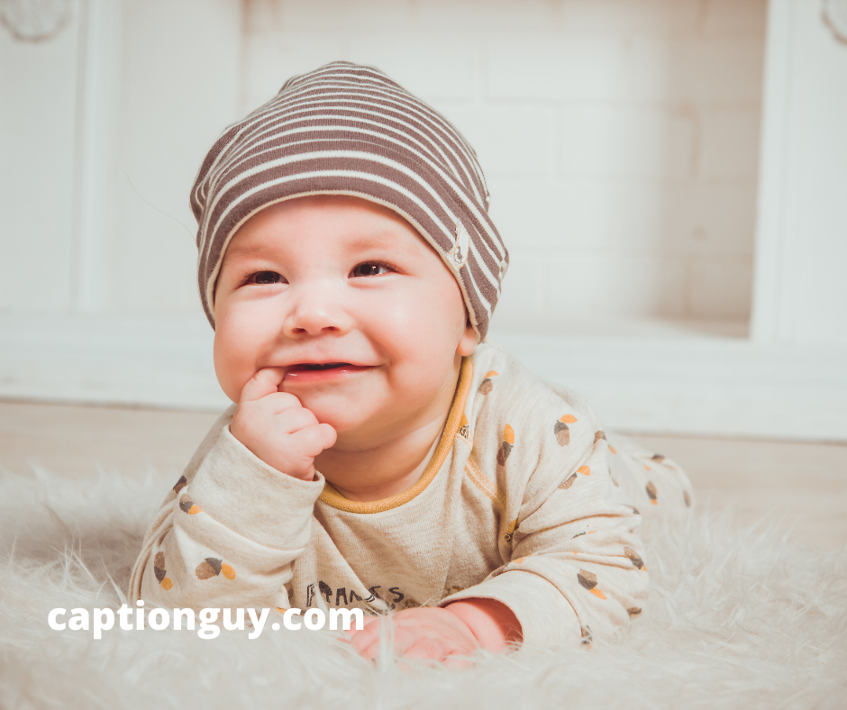 Baby Boy Captions