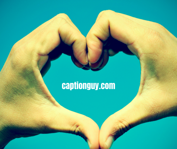 Love Quotes For Picture Captions