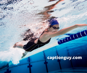 Swim Captions
