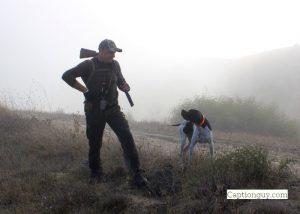Hunting Captions