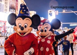 Mickey Mouse Captions for Instagram